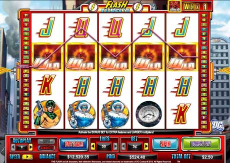 slot machine flash games
