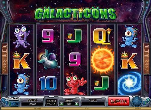 act games slots