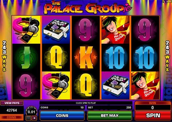 casino groupie